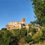 Village house for sale umbria - view of village