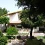 Exterior view of property Villa Fioretti near Spoleto: villa for sale in Umbria, Italy