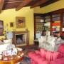 Living room property Villa Fioretti near Spoleto: villa for sale in Umbria, Italy