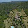 estate farmhouse and land for sale momntegabbione umbria italy