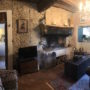 living room house for sale campello umbria italy