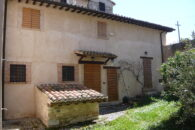 Historic village house for sale near Spoleto, Umbria, Italy at  for 120000